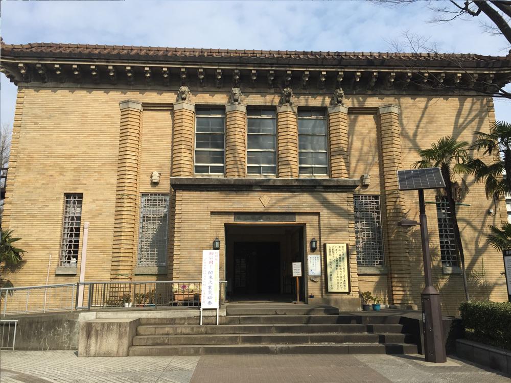 関東大震災の悲劇を伝える東京都復興記念館